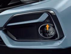 Civic - FK7 - Front Corner Parking Sensor (4 Corner Senor System) - Category: Electrical - 08V67-E8M-0D1K
