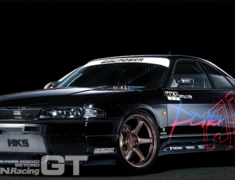 Yokohama Wheel - ADVAN Racing GT BEYOND
