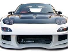 RX-7 - FD3S - Front Bumper - Construction: FRP - Colour: Unpainted - WS-FD3S-FB