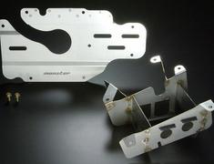 Monster Sport - JRC Oil Pan Baffle System