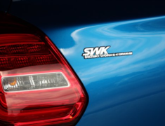 Suzuki - Colour: Chrome - 42110
