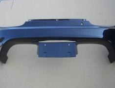 Cappuccino - EA11R - Rear Bumper - Construction: FRP - TC-RBC-FRP