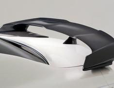 GT-R - R35 - Rear Wing - Construction: 3K Carbon - VANI-238