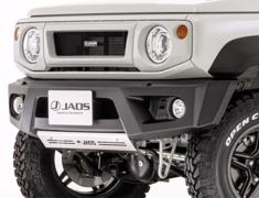 Jimny Sierra - JB74W - Front Sports Cowl - Material: Urethane - Color: Matte Black - B040518MB