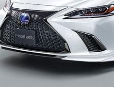 ES300h - AXZH10 - Front Spoiler - Construction: Resin (ABS) - Colour: Black (212) ... C0 - Colour: Graphite Black Glass Flake (223) ... C1 - Colour: Sonic Quartz (085)... A1 - Colour: White Nova Glass Flake (083) ...A0 - MS341-33006-##