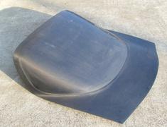 RE Amemiya - FD3S Racing Rear Tailgate Dry Carbon