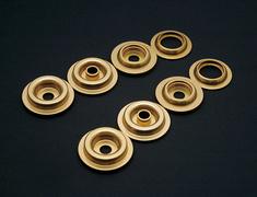 Revolution - Semi-Rigid Center Ring Collars
