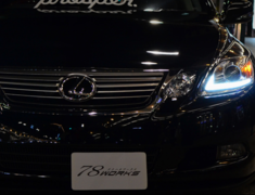 78Works - Lexus GS L Line Headlight V2