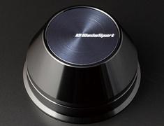 Nissan - Hub Centric Center Cap TYPE-E - Height: 32.5mm - Diameter: OD 65.1mm / ID 60mm - Hole: PCD 100 - 52905