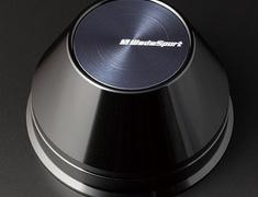 Nissan - Hub Centric Center Cap TYPE-H - Height: 40mm - Diameter: OD 73.1mm / ID 66mm - Hole: PCD 114.3 - 52908