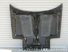 Roadster - NA6CE - Bonnet - Material: FRP - Color: Unpainted - TC-NARCB-F