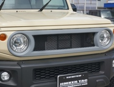 Jimny Sierra - JB74W - Material: FRP - Color: Unpainted - JKT-SSG