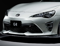 86 - ZN6 - GR Front Spoiler & Bumper Side Fins with Under Lip - Category: Exterior - 76084-18010