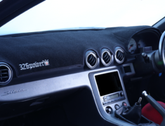 326 Power - Dashboard Mat