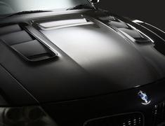 Z4 M - Coupe - E86 - DU32 - Cooling Bonnet - Construction: Carbon Fiber - VBB-5602