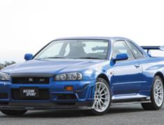 Hasemi Motor Sport - Aero Parts - R34 Skyline GTR