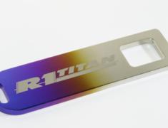 R1 Titan - Seat Belt Canceller