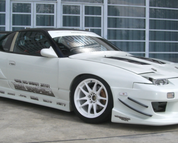 Garage Mak - Nissan 180SX Type 2 Aero Kit