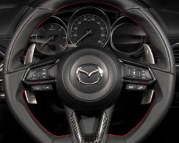 Kenstyle - Steering Wheel - Mazda CX-5