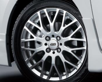 Mugen - Aluminum Wheel XJ