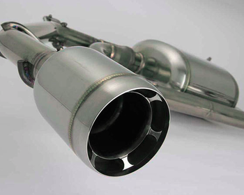 TM Square - Exhaust Muffler