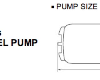 Tomei 250L/h Internal Fual Pump