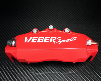 Weber Sports - Caliper Covers