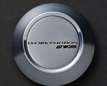 Work Wheels - Centre Caps - Emotion D9R