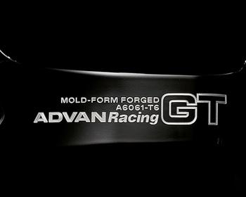 Yokohama Wheel Design - ADVAN Racing GT Black Premium Version