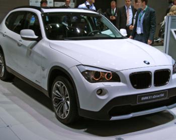 BMW - OEM Parts - X1 - E84