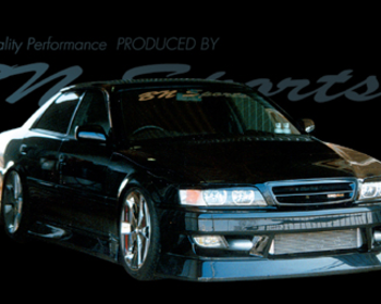 BN Sports - JZX100 Chaser FRP Vented Bonnet Type 2
