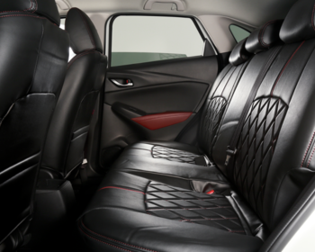 DAMD - Premium Fit Seat Covers - CX-3