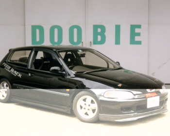 Doobie  - Aero Parts - EG Civic