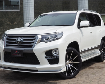 Elford - Toyota Lancruiser Prado 150 Body Kit (2017/9~)