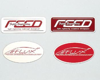 Fujita Engineering - FEED & Afflux Emblems