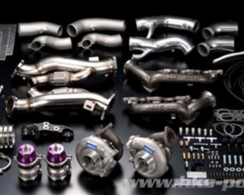 HKS - Turbo Less Setup Kit