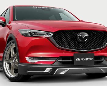 Kenstyle - Aero Parts for the Mazda CX-5