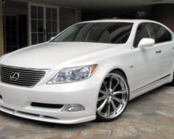 Lexon - Lexus LS 460/600h/600h L