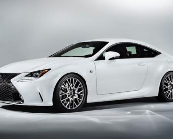 Lexus - OEM Parts - RC