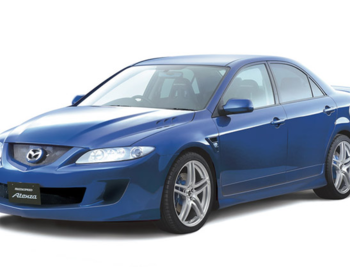 Mazda - OEM Parts - Atenza - GG3P