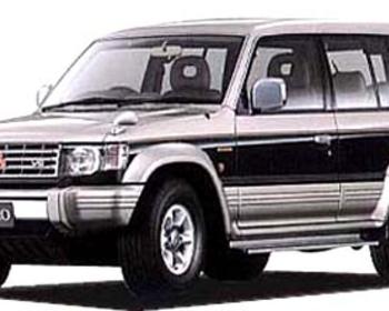 Mitsubishi - OEM Parts - Pajero - V45W