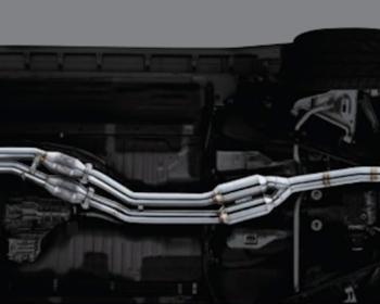 Nismo - Exhaust System NE-1 Repair Parts