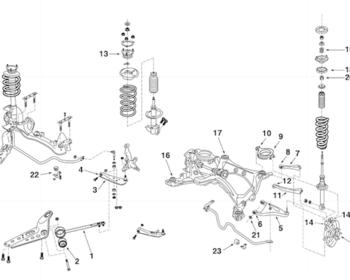 Nismo - Suspension Link Repair Parts - S13 & 180SX