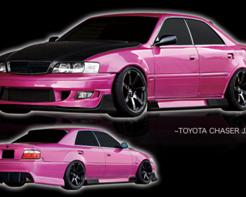 Origin Labo. - Racing Line Toyota Chaser