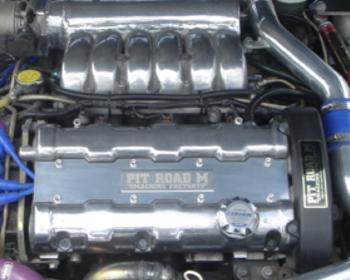 Pit Road M - Plug Cover