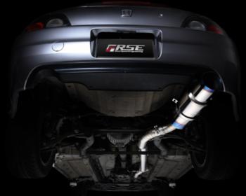 Real Speed Engineering - RSE Full Titan Muffler Honda S2000 AP1 / AP2