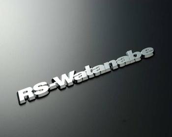 RS Watanabe - 3D Emblem