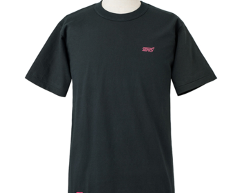 STI - Cotton T-shirt (Black)