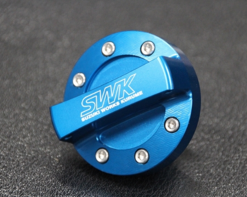Suzuki Works Kurume - One Touch Oil Filler Cap