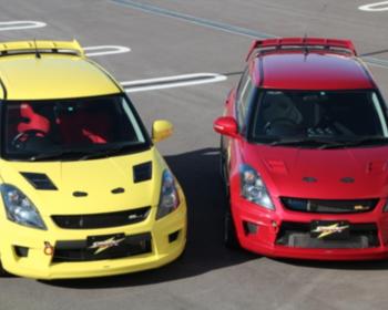 Suzuki Works Kurume - SWK Aero Bonnet